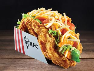 KFC Tacos