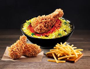 KFC Delight Meal