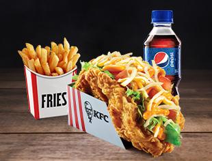 KFC Tacos Meal